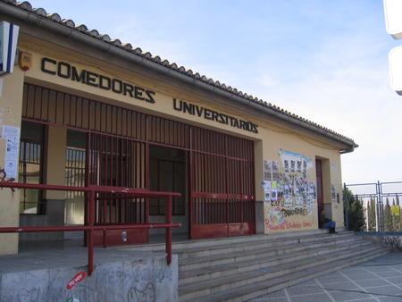 Ayto.Granada. Fotografías: Comedores Universitarios