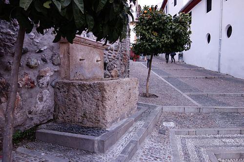 Punto: 0302a. Placeta de San Gregorio (pilar) (3. Sonidos de la ...