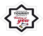 ©Ayto.Granada: Logo Tourist Friendly