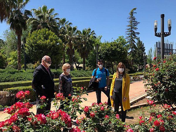 ©Ayto.Granada: Parques de Granada